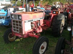 Tractor For Sale 1984 IH 584 , 52 HP