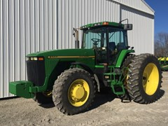 Tractor For Sale 1995 John Deere 8300 , 200 HP