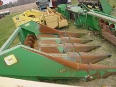Header-Corn For Sale John Deere 443