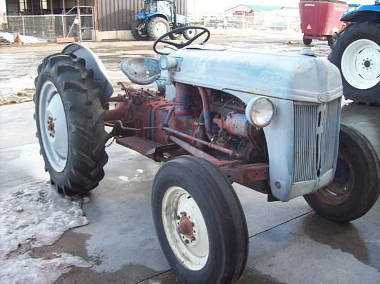 1949 Ford New Holland 8N Tractor For Sale
