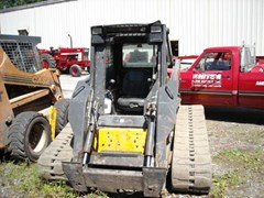 Skid Steer For Sale 2007 New Holland C190 , 81 HP