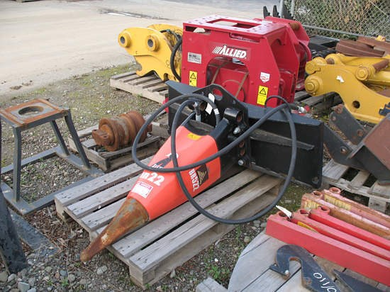 Rammer IN22 Attachment For Sale