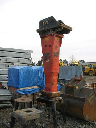 Rammer  Attachments For Sale