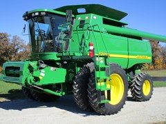 Combine For Sale 2005 John Deere 9760S
