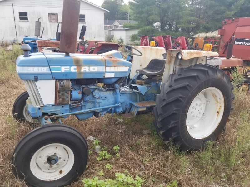 1985 Ford 4610 Tractor For Sale