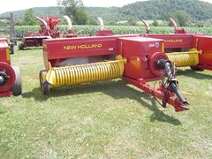 Baler-Square For Sale 2002 New Holland 575