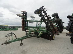 Disk Harrow For Sale 1999 John Deere 637