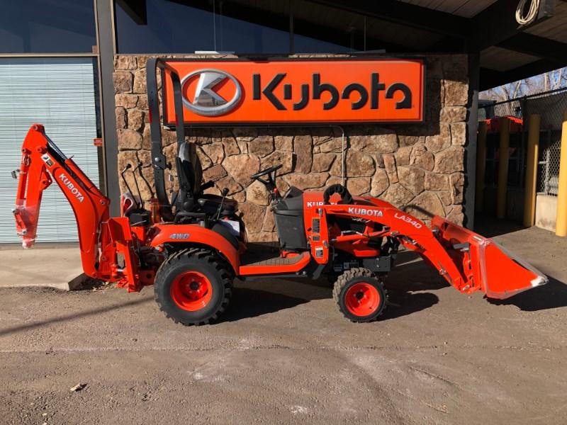 2021 Kubota BX23TLB, Tractor