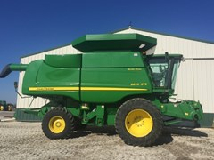 Combine For Sale 2010 John Deere 9670STS