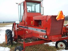 Mower Conditioner For Sale:   International 5000 ENG.
