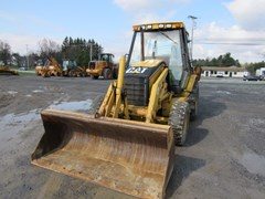 Loader Backhoe :  2001 Caterpillar 420D , 88 HP