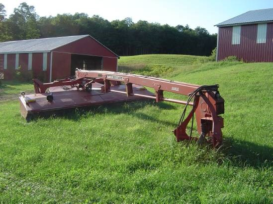 1999 Case IH DC515 Disc Mower For Sale