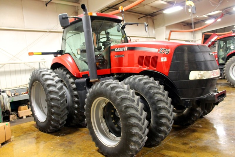 2009 Case IH Magnum 275 Tractor For Sale