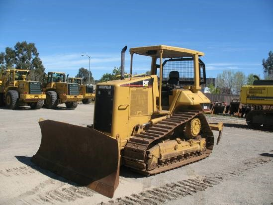 Caterpillar D5N XL Dozer For Sale