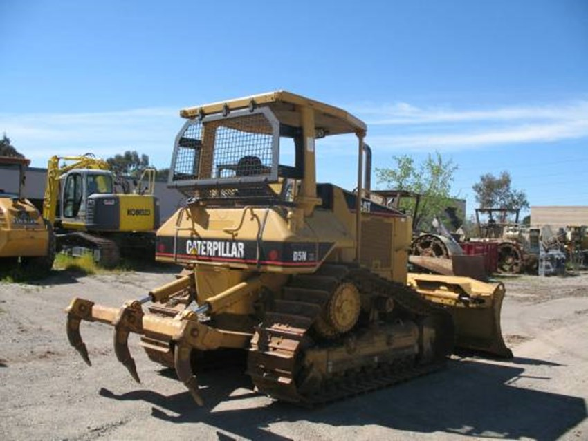 Caterpillar D5N XL Dozer For Sale » Livermore, CA