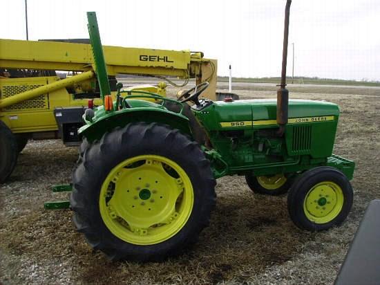 John Deere 950 Tractor Seat : John deere tractor for sale at equipmentlocator