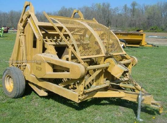 Rock Picking Machines : Anderson rock picker for sale at equipmentlocator
