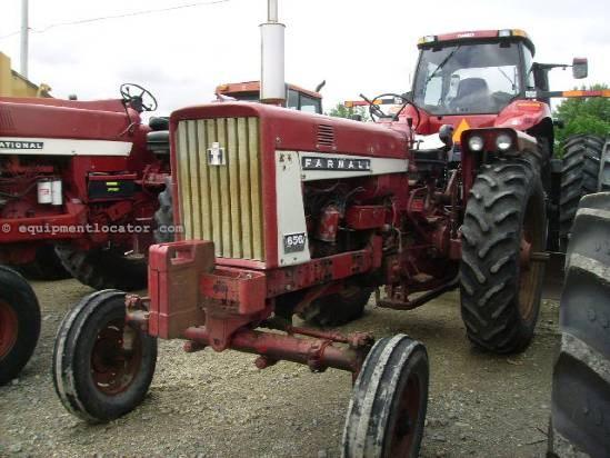 International 656 Tractor With Loader : Ih tractor for sale at equipmentlocator