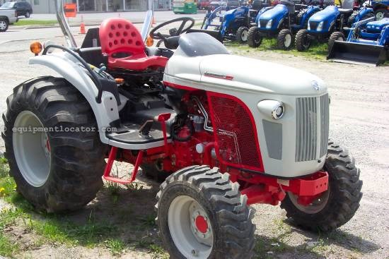 2009 New Holland BOOMER 8N Tractors For Sale at