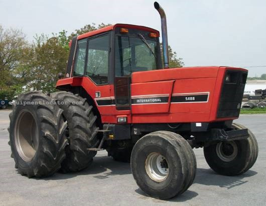 1988 Ih 5488 Tractor For Sale At Equipmentlocatorcom
