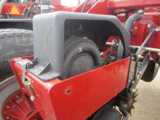 2008 Case IH 1250, 24R30, 8931 Acres, Row Markers, 3pt Hitch Planter For Sale