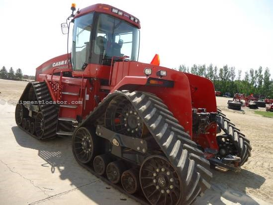 2009 Case IH STX535 Tractor For Sale