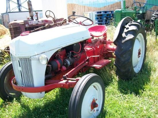 Ford 8n tractors for sale at for 8n ford tractor motor for sale