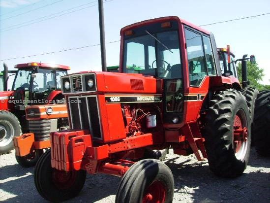 1977 Ih 1086 Tractor For Sale At Equipmentlocator Com
