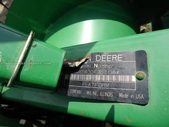 2004 John Deere 630 Header-Flex For Sale