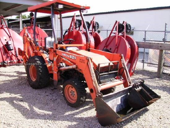 2001 Kubota B21 Tractors For Sale at EquipmentLocator com