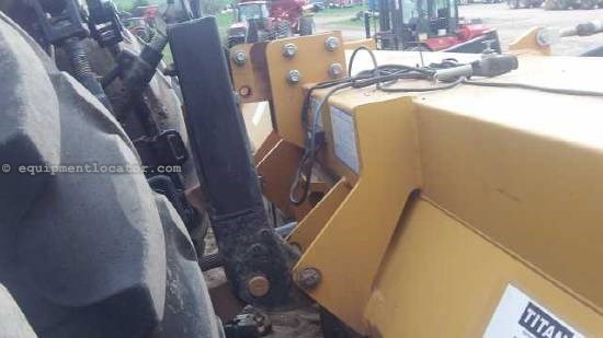 2003 Alloway 20 Stalk Chopper For Sale