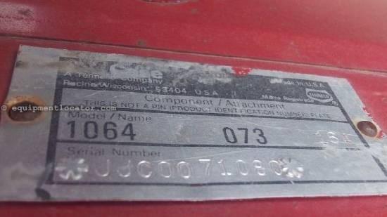 1990 Case IH 1064 Header-Corn For Sale