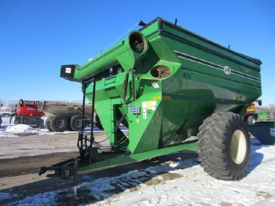 2004 J & M 875 Grain Cart For Sale