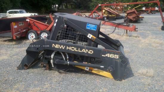 New Holland Skid Steers New Holland Skid Steer