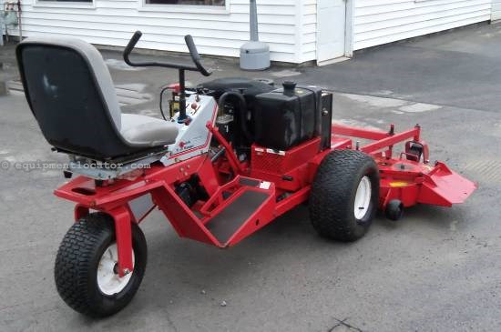 Exmark Turf Ranger Riding Mower For Sale at EquipmentLocator com