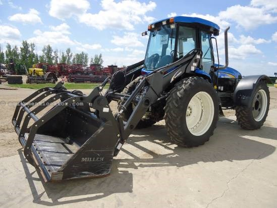 2008 New Holland TV145 Tractor For Sale