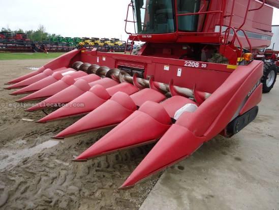 2002 Case IH 2208 Header-Corn For Sale