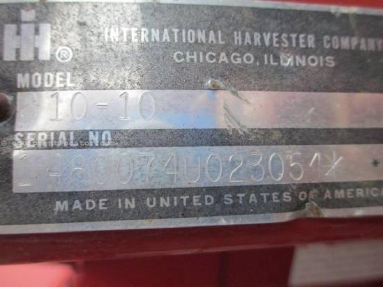 NULL Case IH 810 Header-Flex For Sale
