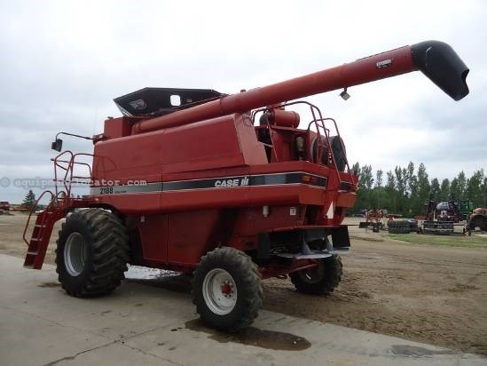 1995 Case IH 2188 Combine For Sale