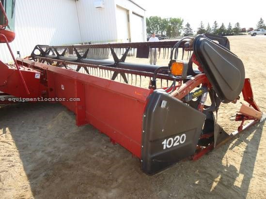 1991 Case IH 1020 Header-Flex For Sale