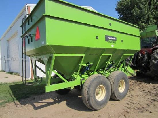 NULL Parker 6600 Grain Cart For Sale