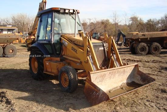 Case 580l Backhoe Seat : Case l loader backhoe for sale at equipmentlocator