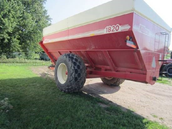 2006 Killbros 1820 Grain Cart For Sale
