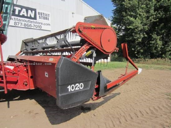 NULL Case IH 1020 Header-Flex For Sale