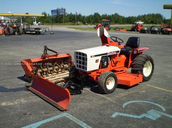 Simplicity 954 Tractor For Sale at EquipmentLocator.com