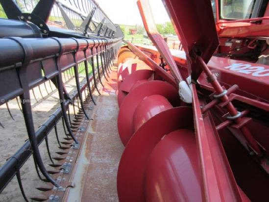 2001 Case IH 1020 Header-Flex For Sale