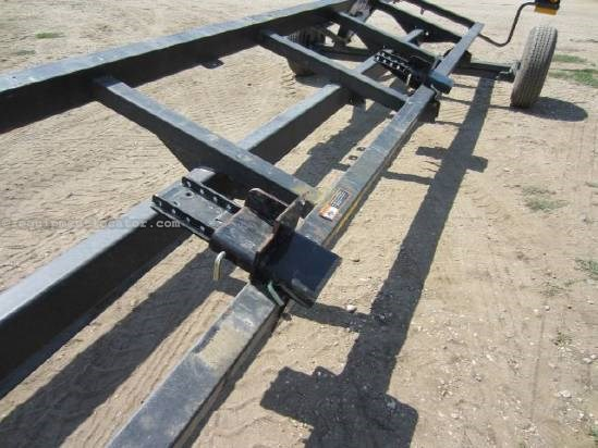 Frontier 30, 30 Foot, Single Header, Straight Std Hitch Header Trailer For Sale