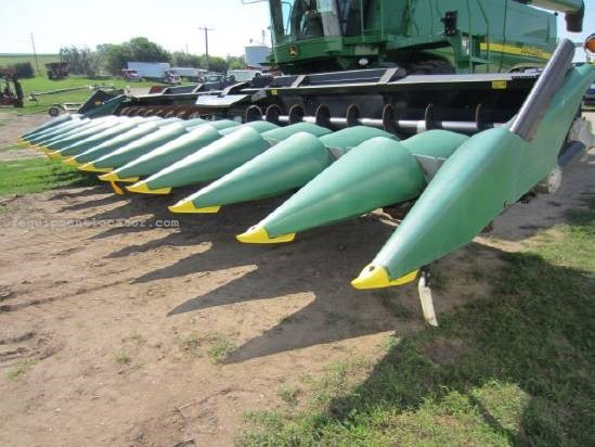 2007 Geringhoff RD1230 Header-Corn For Sale