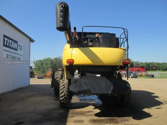 2006 New Holland CR960, UPTIME READY!,939 Sep Hr,Contour, Chopper Combine For Sale