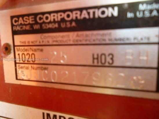 1995 Case IH 1020 Header-Flex For Sale